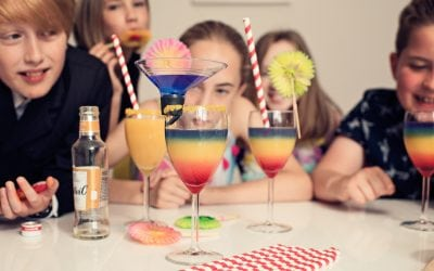 Planning a mocktail party