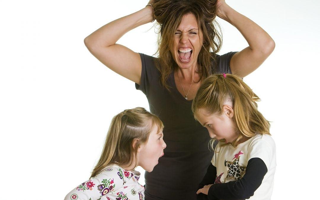 Dizzy Rhino helps dizzy mum